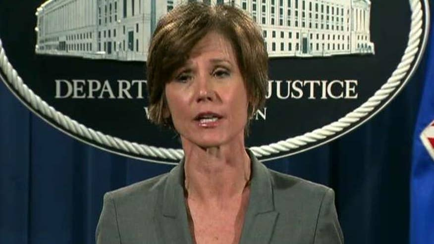 Trump fires acting AG after Justice Department staff told ...