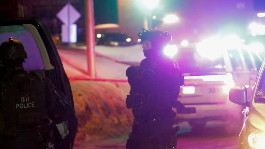 At least 6 killed, 8 injured in Quebec City mosque attack