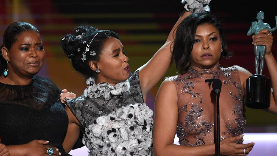 In the FoxLight: The SAG Awards get political