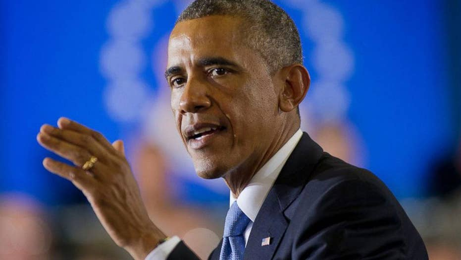 Obama breaks silence on Trump's extreme vetting order