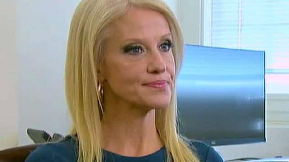 Inside the White House with Kellyanne Conway