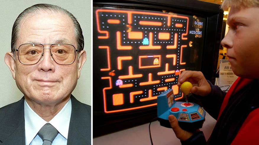 Masaya Nakamura founded company responsible for iconic game