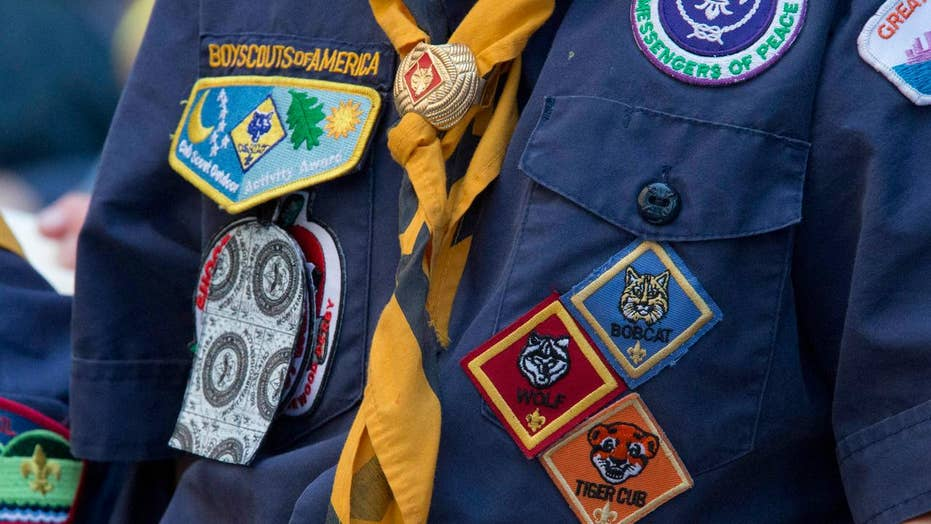Boy Scouts of America to allow transgender kids to join