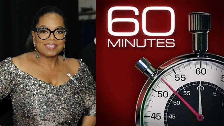 Oprah joining '60 Minutes'