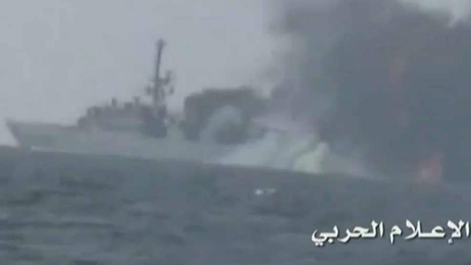 Suicide bomb attack may have been meant for American warship