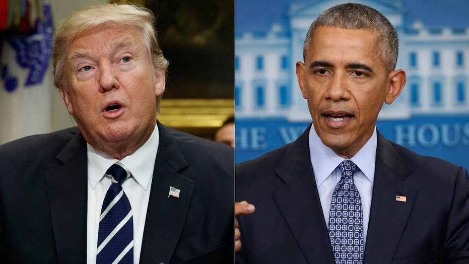 Trump to take on Obama's climate change agenda