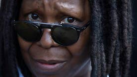 Fox411: 'The View' co-host Whoopi Goldberg says President Trump and the terrorist group share similar values