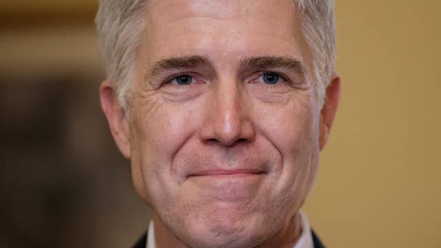 Democrats vow to threaten filibuster Gorsuch confirmation