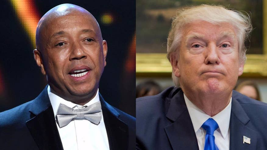 Fox411 Breaktime: Russell Simmons explains how his friendship with the president faded