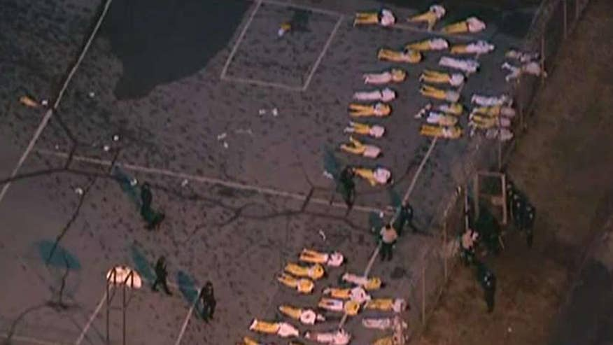 Siege at corrections facility comes to end after inmate uprising