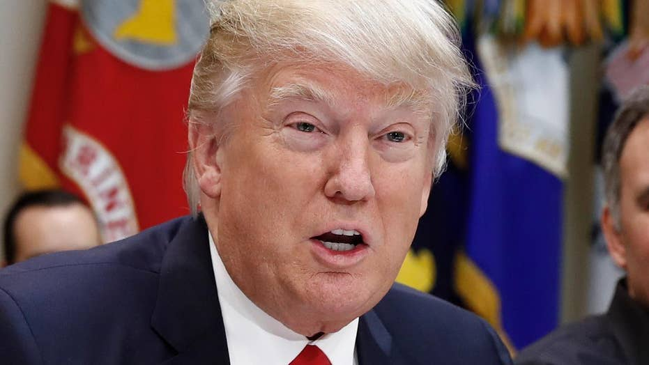 Trump on Russian sanctions: I haven't eased anything
