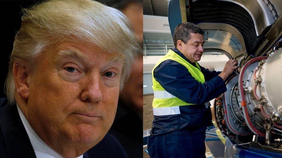 American flight industry jobs in trouble?