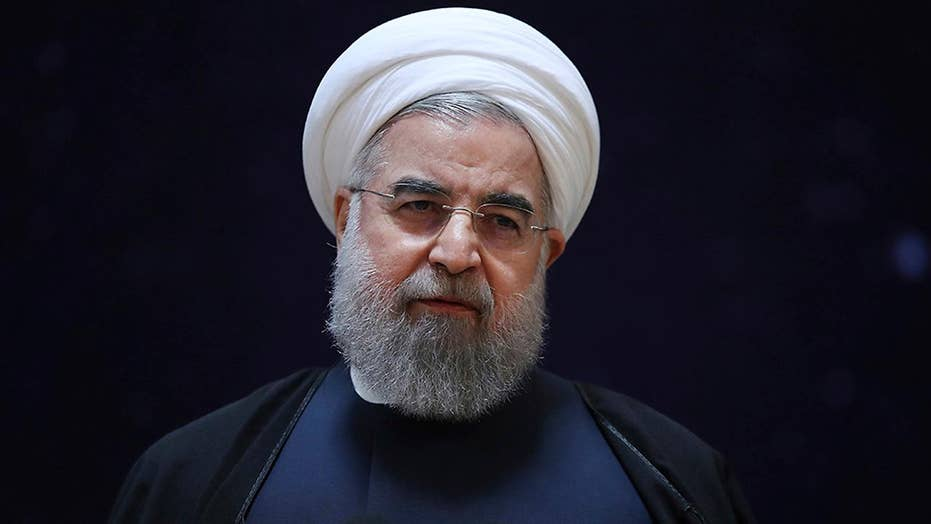 White House puts Iran 'on notice,' will impose new sanctions