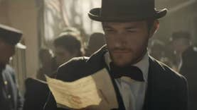 In wake of President Trump's executive actions on immigration, Budweiser makes statement with new Super Bowl commercial, telling story of immigrant co-founder Adolphus Busch, his journey to America and dream to brew king of beers in the land of the free