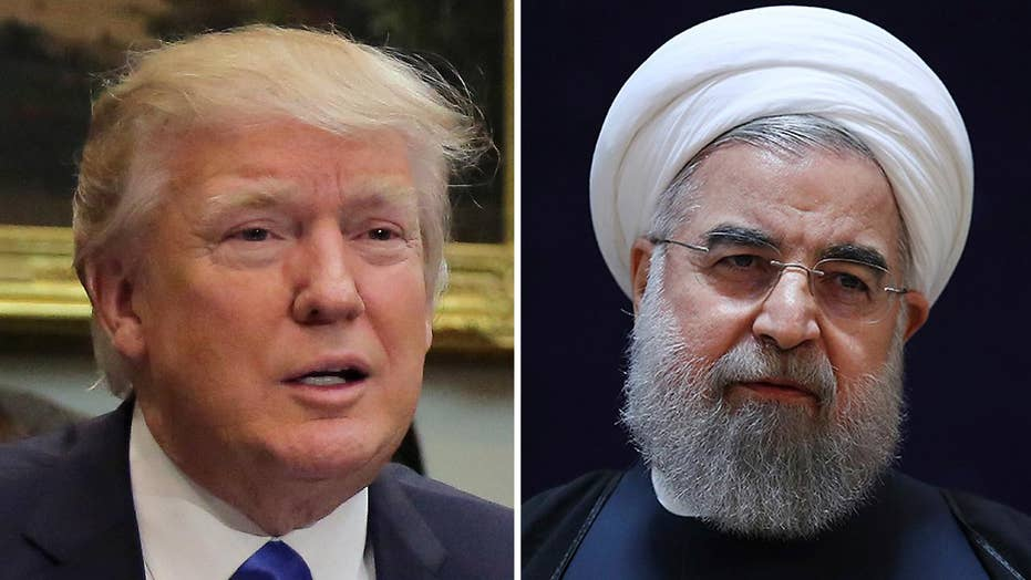 Trump administration unveils new sanctions against Iran