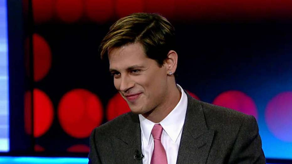 Milo speaks out after Berkeley speech is shut down