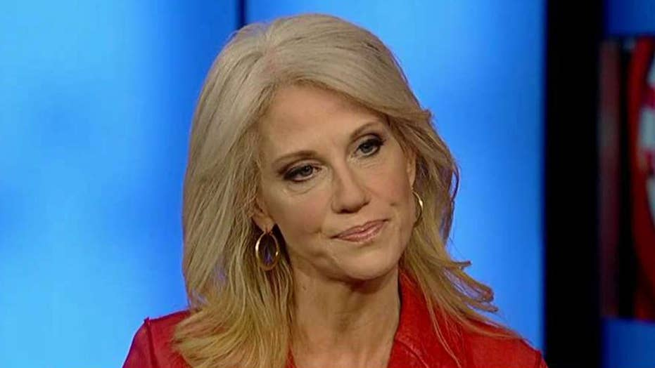 Conway rips Trump 'chaos' coverage