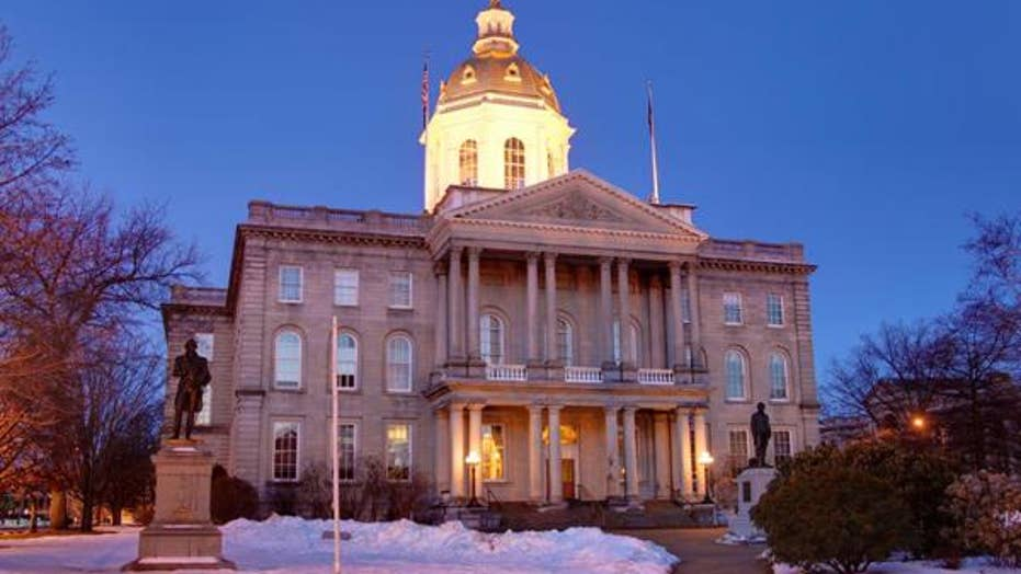 NH could be the Northeast's first 'right-to-work' state