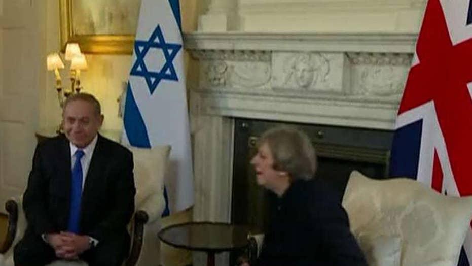 Israel presses UK to impose new sanctions on Iran