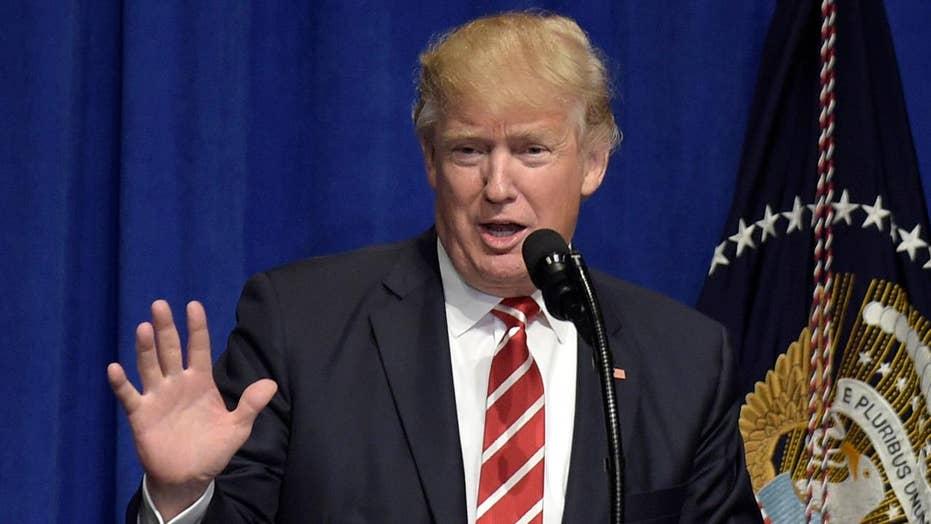 Trump: America will defeat radical Islamic terrorism