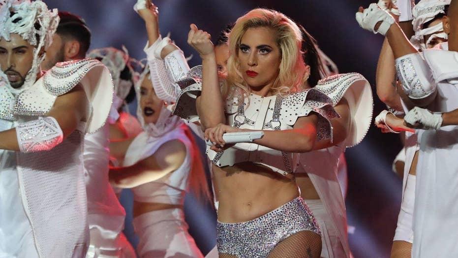 Lady Gaga's body mocked