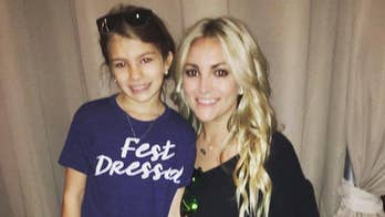Britney Spears asks fans to pray for her niece, the daughter of Jamie Lynn Spears