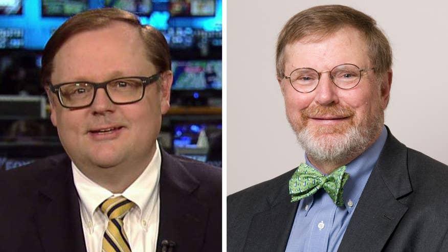 Fox News Radio host weighs in