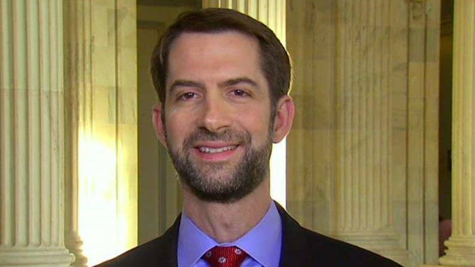 Sen. Cotton: Legislation focuses on American workers first