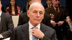 Secretary Kelly also says he wishes the rollout of the order had been delayed in his first congressional testimony; Catherine Herridge goes in-depth for 'Special Report'