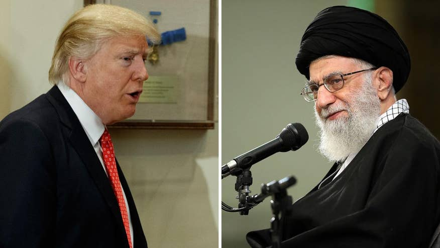 Tensions could rise if the White House follows through on speculation it might designate Iran's Revolutionary Guard a terrorist group; Rich Edson has the details for 'Special Report'