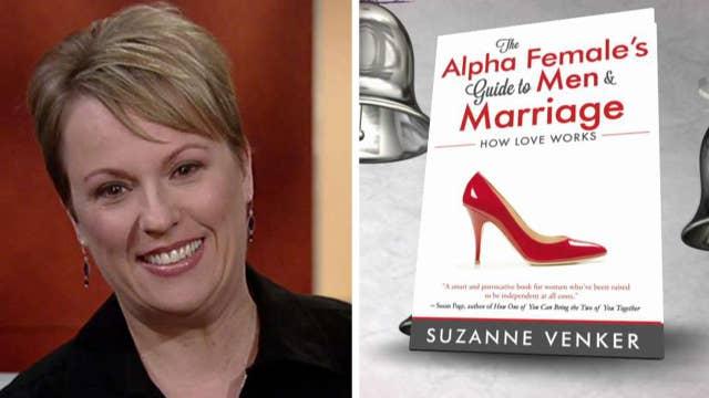 Author shares marriage advice for 'alpha females'