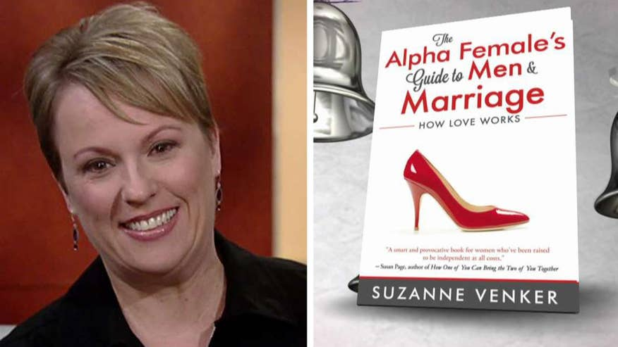 Suzanne Venker talks 'The Alpha Female's Guide to Men & Marriage' on 'Fox & Friends'