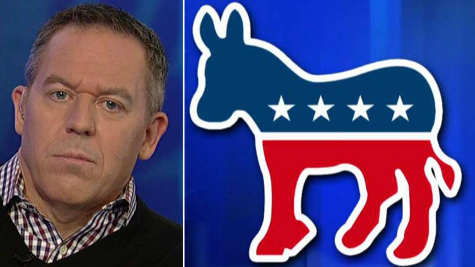 Gutfeld: Democrats still cling to identity-driven politics