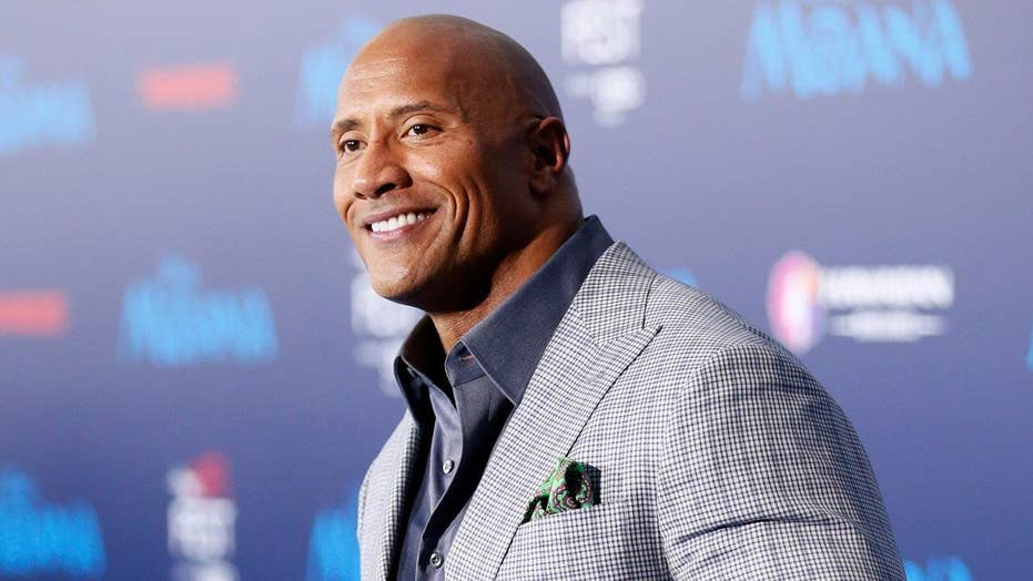 'The Rock' distances himself from Under Armour CEO