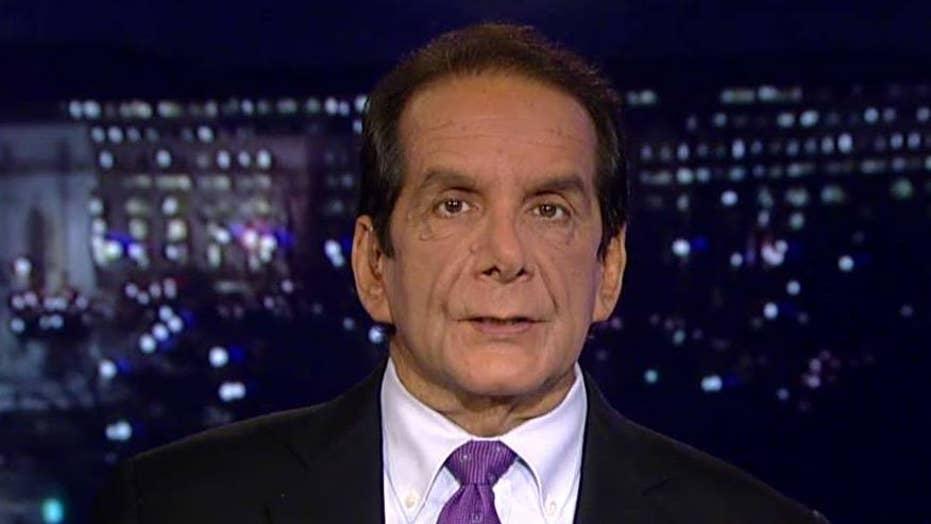 Krauthammer: Rewrite the Order
