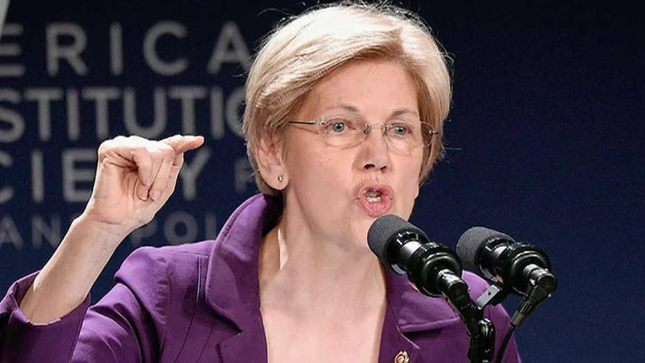 Elizabeth Warren a smart choice of leader for Democrats?