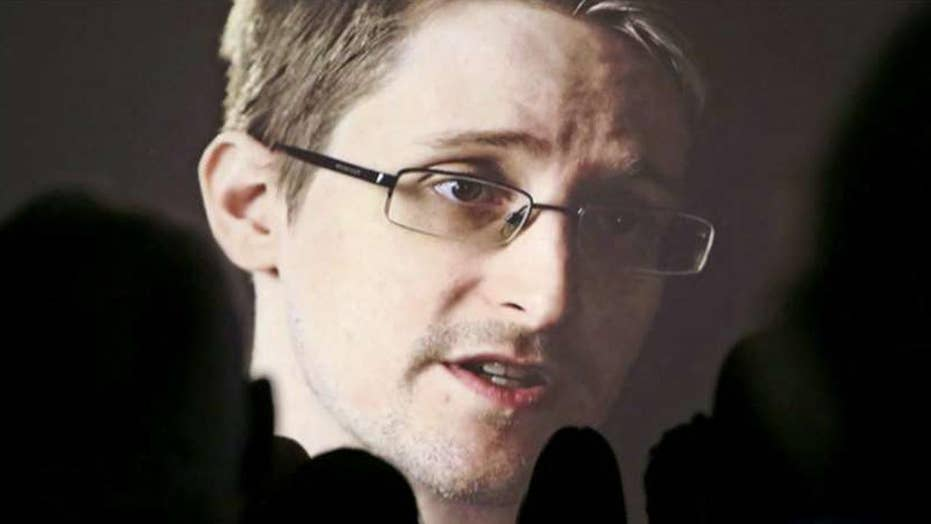 Corey Lewandowski: Snowden is the gift nobody wants