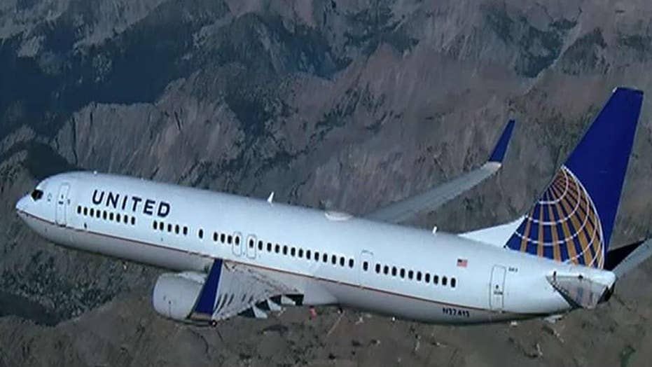 United Airlines pilot removed from flight after bizarre rant