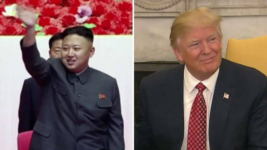 North Korea missile launch seen as test for Trump