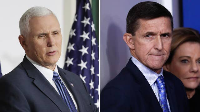 Source: Mike Flynn apologized to VP Pence for Russia call