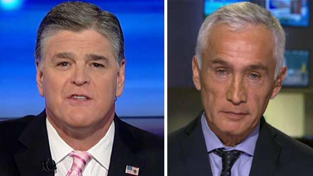 Sean Hannity and Jorge Ramos debate extreme vetting