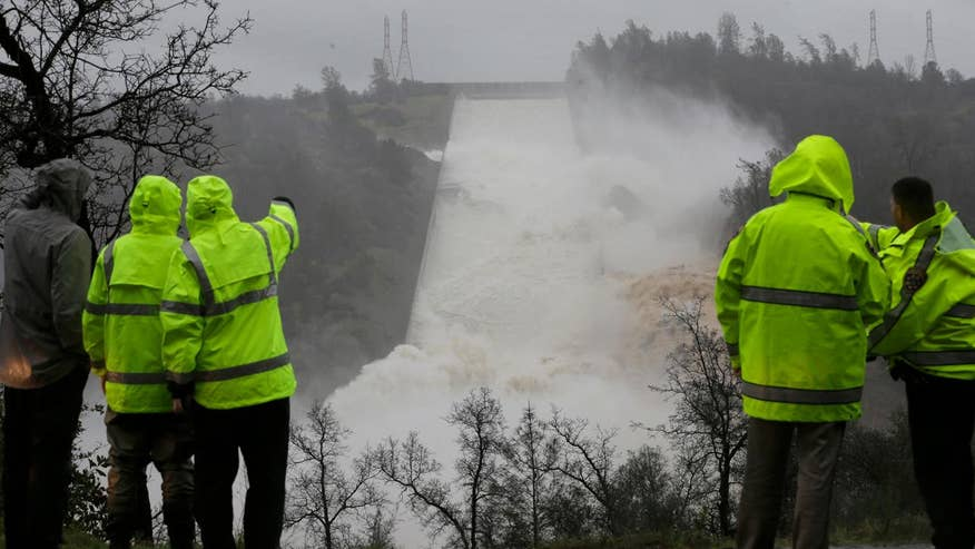 Claudia Cowan reports from Oroville, California
