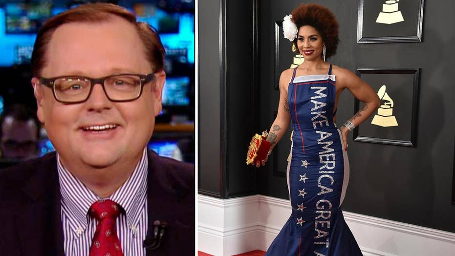 Starnes: Liberals suffer meltdown over Trump dress
