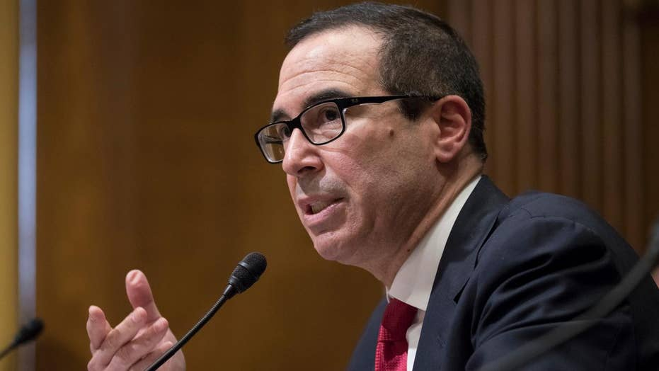 Senate expected to confirm Mnuchin as Treasury secretary