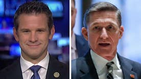 Congressman reacts to national security adviser stepping down on 'Fox & Friends'