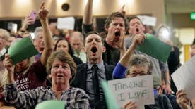 Strategy Room: David Mercer and Brad Blakeman debate how protests at town halls might affect the midterm elections