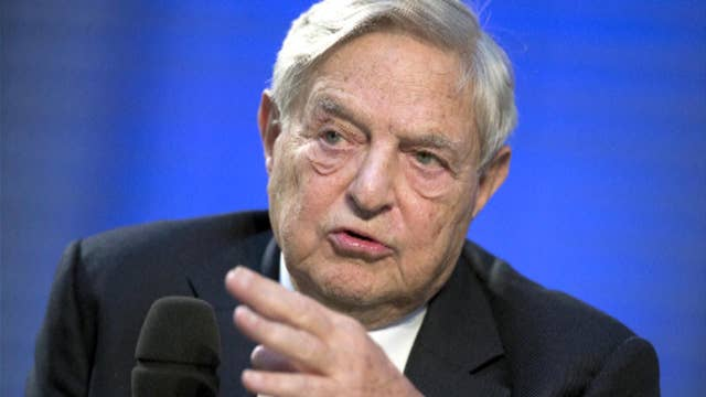 Report alleges George Soros is meddling in foreign affairs