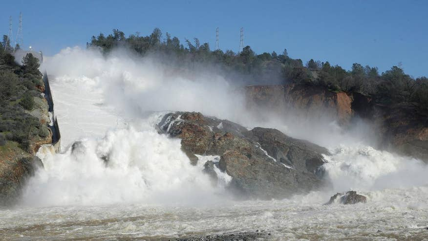 Claudia Cowan reports from Oroville