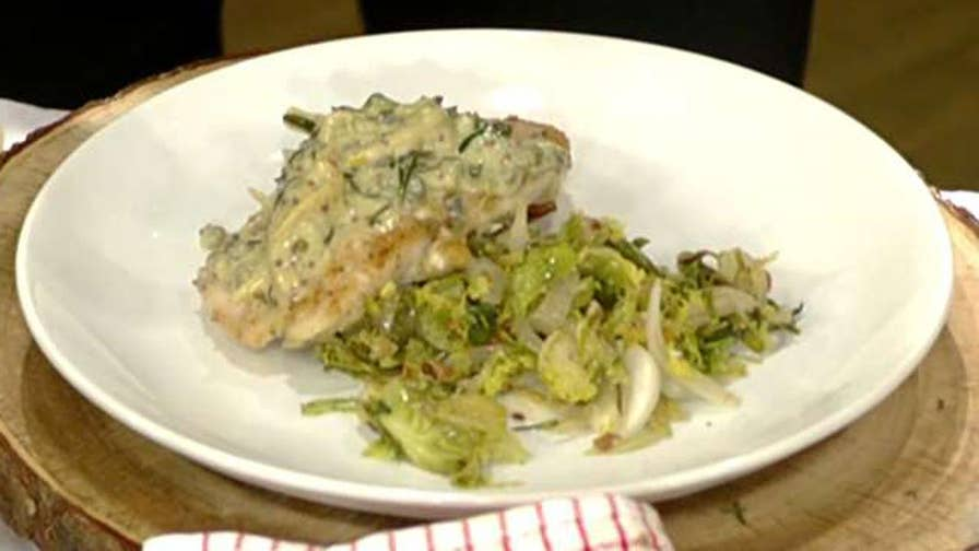 Chef Ryan Scott shares the tasty recipe