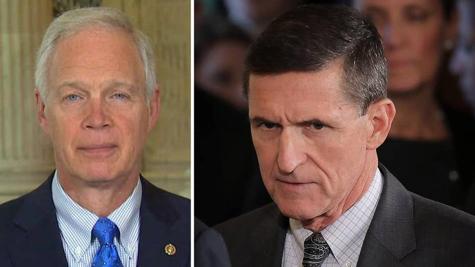 Lawmakers question why Flynn info was leaked to media